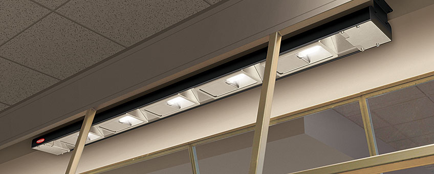Hatco Narrow Display Lights | Foodservice Lighting