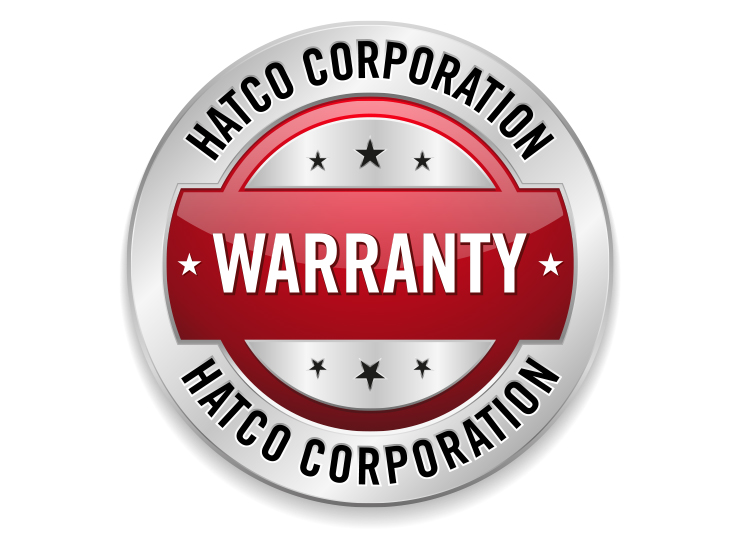 Equipment Warranty Registration Information | Hatco Corporation