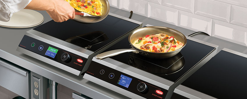 Countertop Induction Ranges | Hatco Induction Cooktop