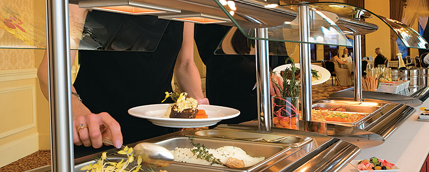 Buffet Warmers | Portable Foodwarmers | Hot Hors d'oeuvre Server