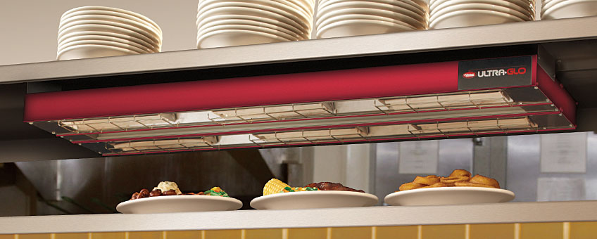 Hatco Ultra-Glo Ceramic Strip Food Heaters And Warmers