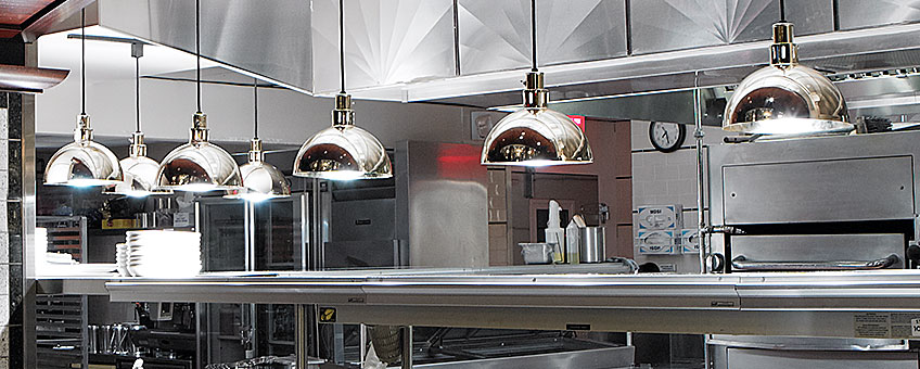 Decorative Hanging Food Heat Lamps | Kitchen Heat Lamps