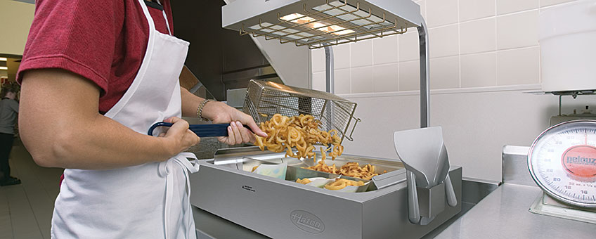 Fry Holding Stations | Portable Food Warmers