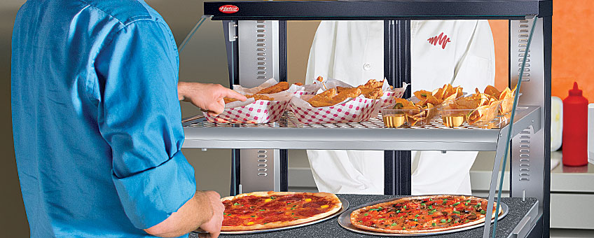 Heated Display Cases | Hot Food Merchandisers