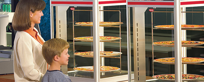 Hatco Holding & Display Cabinets For Foodservice Operations