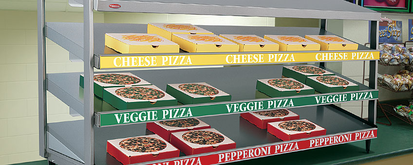 Pizza Warmers and Display Cases | Hatco Corporation