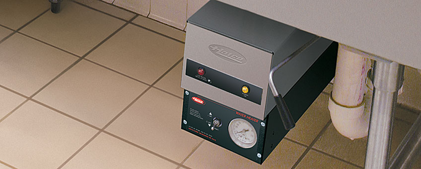 Sink Heaters | Sanitizing Sink Heaters for 3-Compartment Sinks