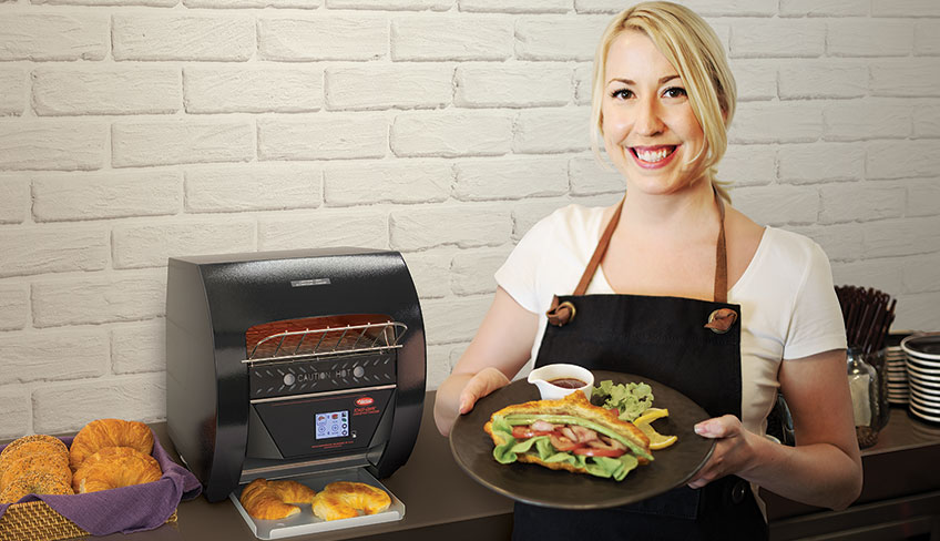 TQ3-400 Toast-Qwik Conveyor Toaster Oven