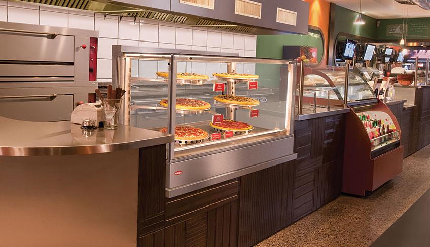 Hatco IHDCH Intelligent Heated Merchandising Cabinet