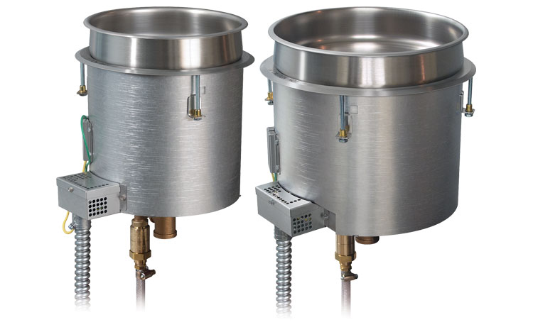 Drop-In Round Insulated Heated Wells Deliver Flexibility and Quality