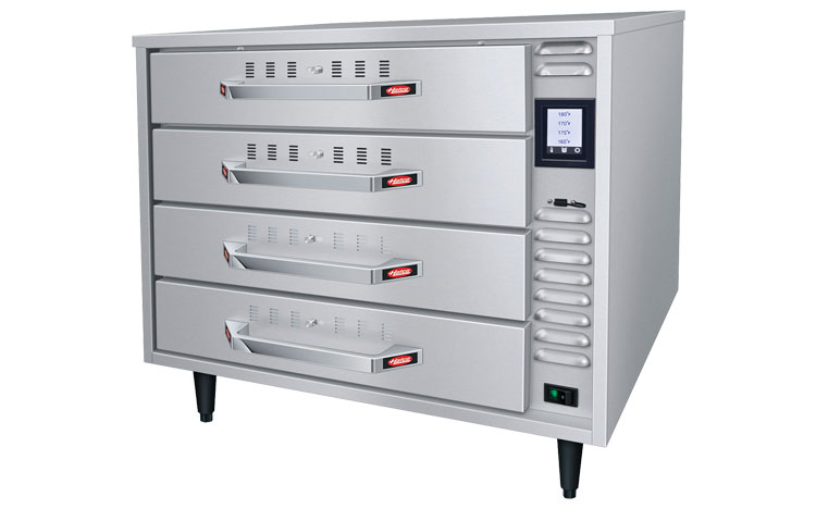 Expand Holding Capabilities with Hatco's Split Drawer Warmers