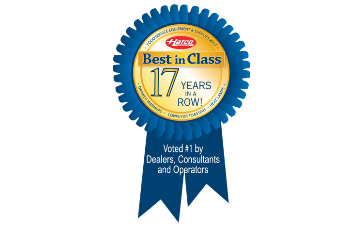 Hatco Corporation Is Best In Class Again!