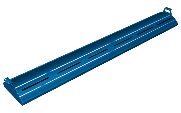 Glo-Ray® Curved Strip Heaters Deliver Great Looks and Performance