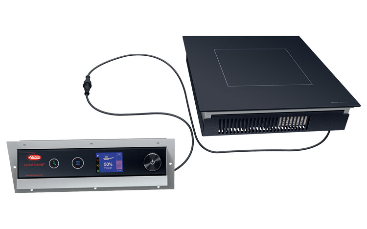 Hatco's Rapide Cuisine® Built-In Induction Range 