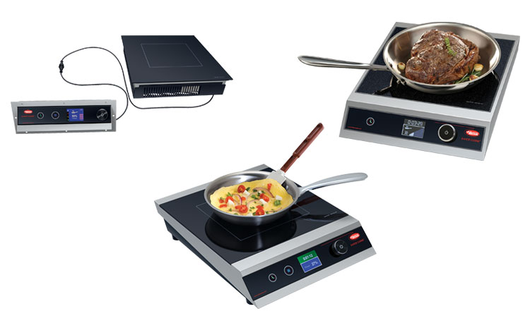 Rapide Cuisine® Induction Ranges Take Induction Cooking to the Next Level