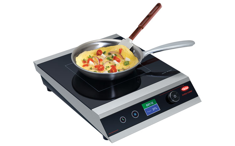 Hatco's Rapide Cuisine® Countertop Induction Range Is Unlike Any Other Induction Unit
