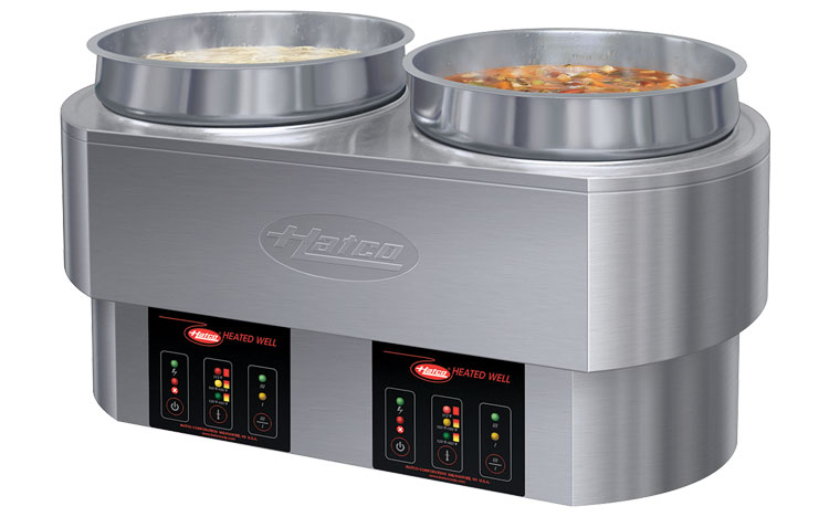 Get Cooking and Heating Versatility with the Round Heated Well
