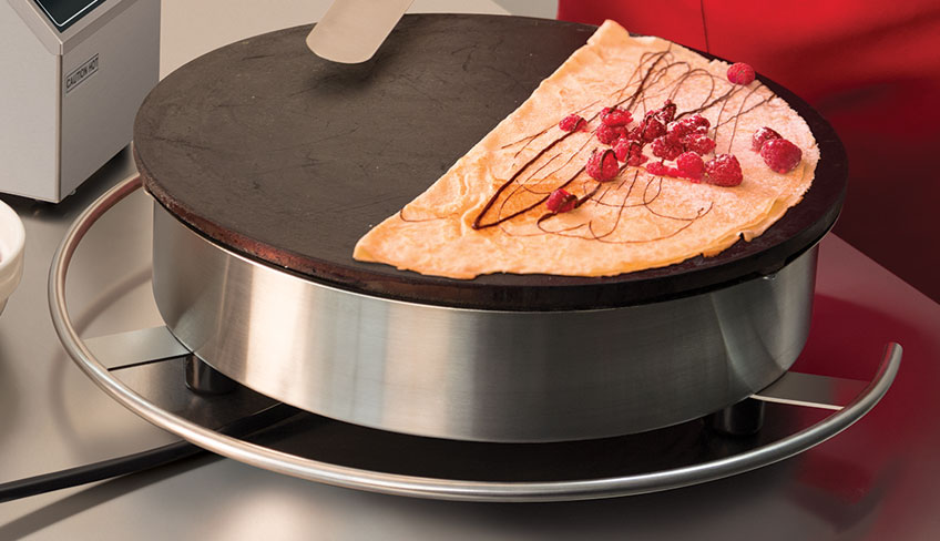 KCME Crepe Machine | Krampouz Electric Crepe Maker