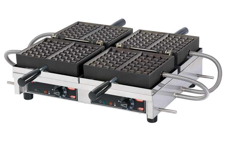 With Electric Waffle Makers, Waffles Aren't Just for Breakfast