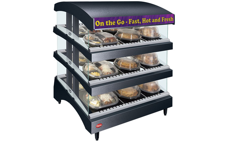 Increase Holding Capacities and Impulse Sales with