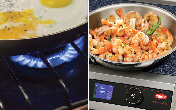 Gas vs Induction: Which One Is Right for Your Commercial Kitchen?