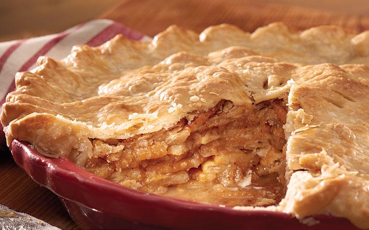 Ritz Crackers Mock Apple Pie
