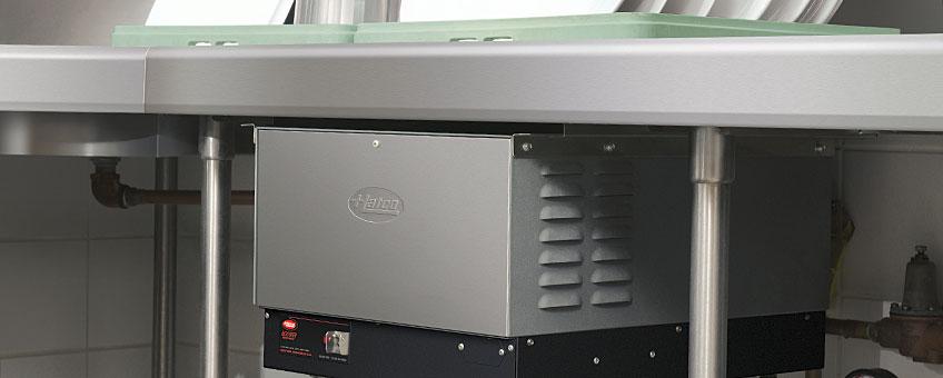 Calentadores de refuerzo para lavavajillas | Calentadores de agua de refuerzo de Hatco