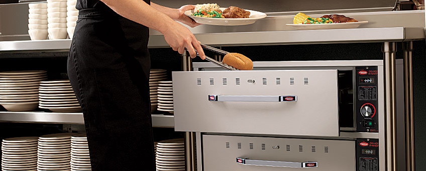 Commercial Freestanding Warming Drawers | Food Drawer Warmers