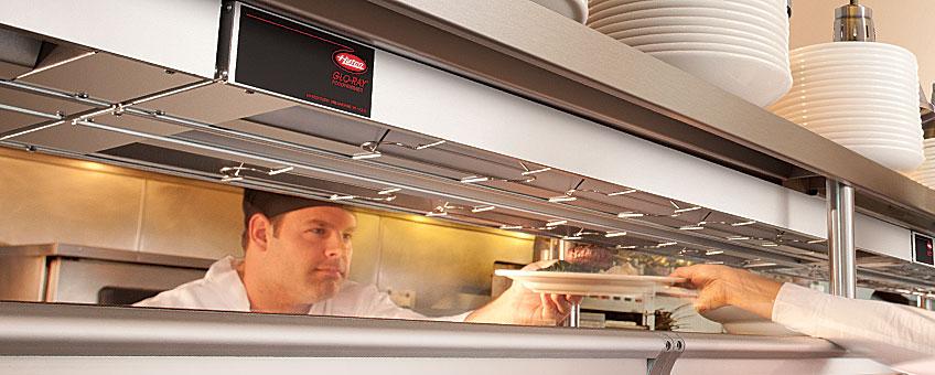 Hatco Glo-Ray Food Warmers | Strip Heaters & Warmers