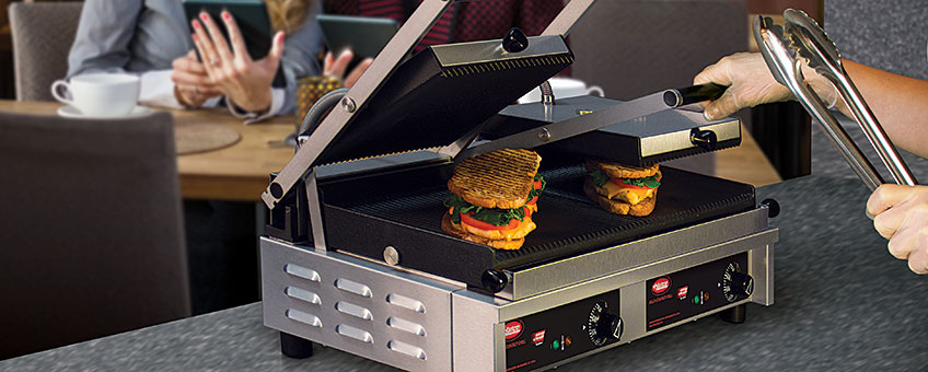 Hatco Commercial Griddles | Panini Grills & Presses