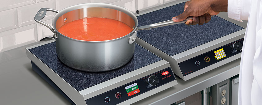 Countertop Induction Ranges | Portable Commercial Induction Cooktops