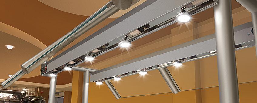Restaurant Lighting | Food Display Lighting | Hatco