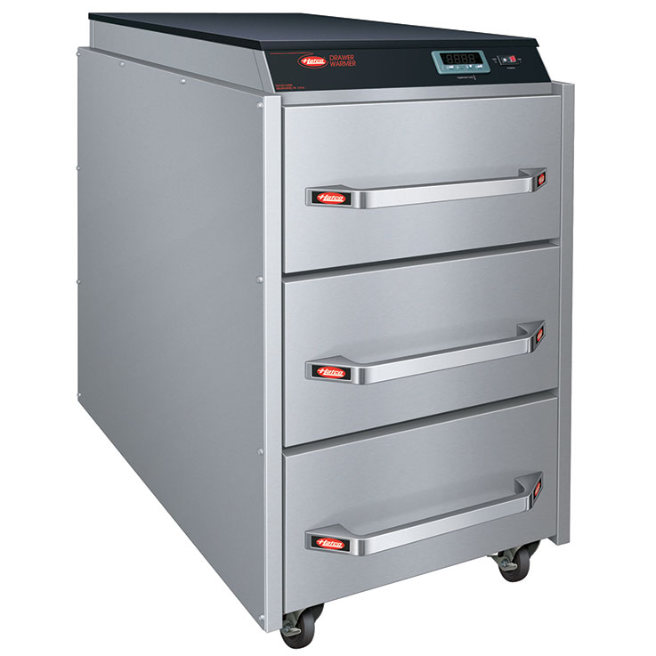Commercial Warming Drawers | Warmers For Meat, Bread And Other Foods