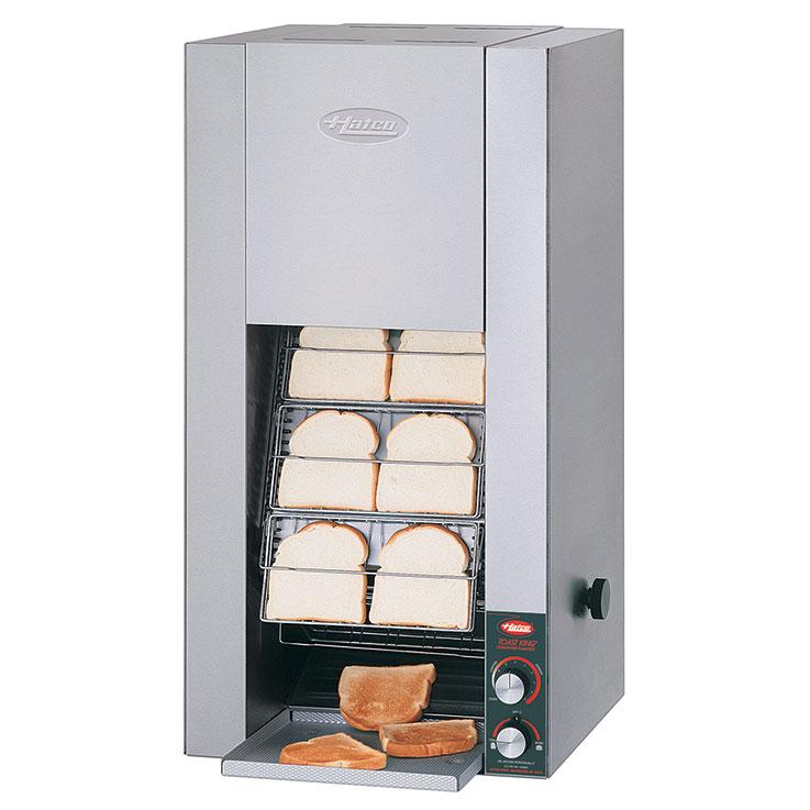 Hatco TK Toast King Conveyor Toaster | Vertical Toaster on