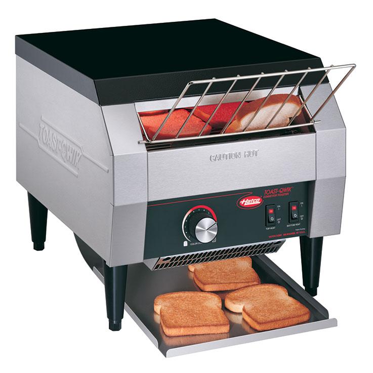 Hatco Toast-Qwik Conveyor Toaster | TQ-10 Toaster on
