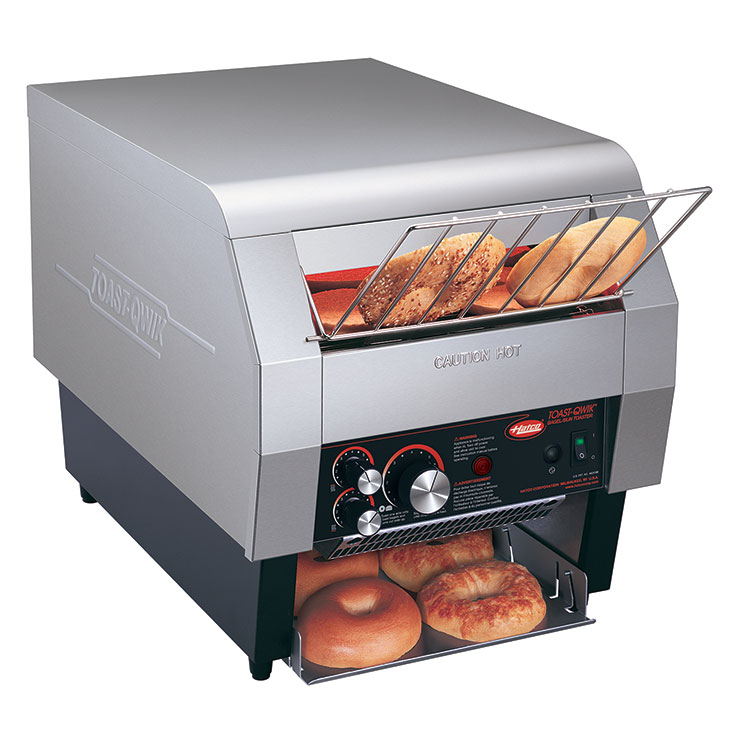Toast-Qwik Conveyor Horizontal Toasters | Hatco