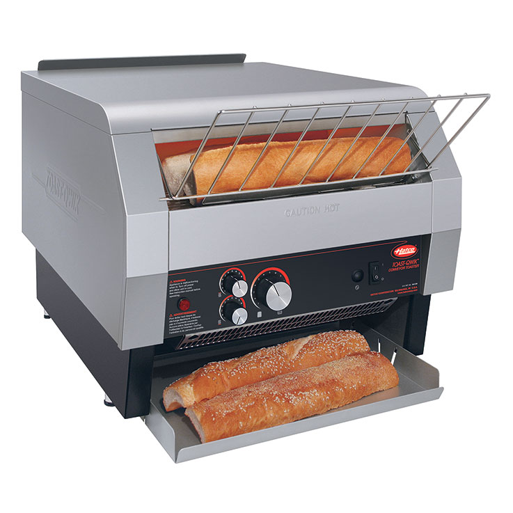 equipment toaster conveyor commercial duty heavy kitchen bar detail grills cookers lincat toasters