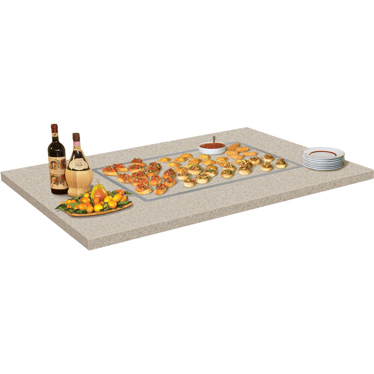 Hatco Built-In Foodwarmers & Cold Food Display Shelves