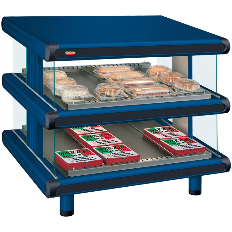 Hot Food Merchandisers | Heated Food Display Cases