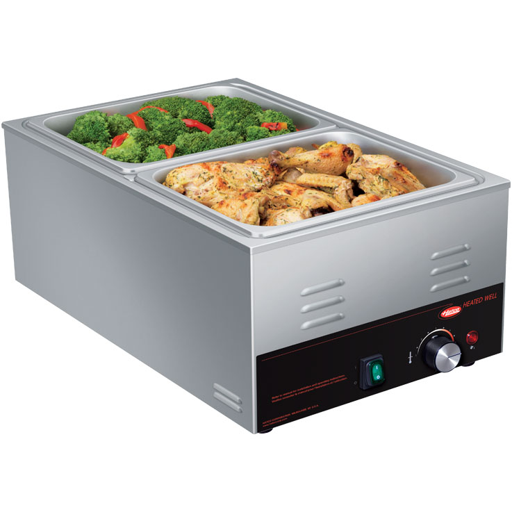 Food Well Warmers and Wells Toaster | Warm and Refrigerated Food Equipment