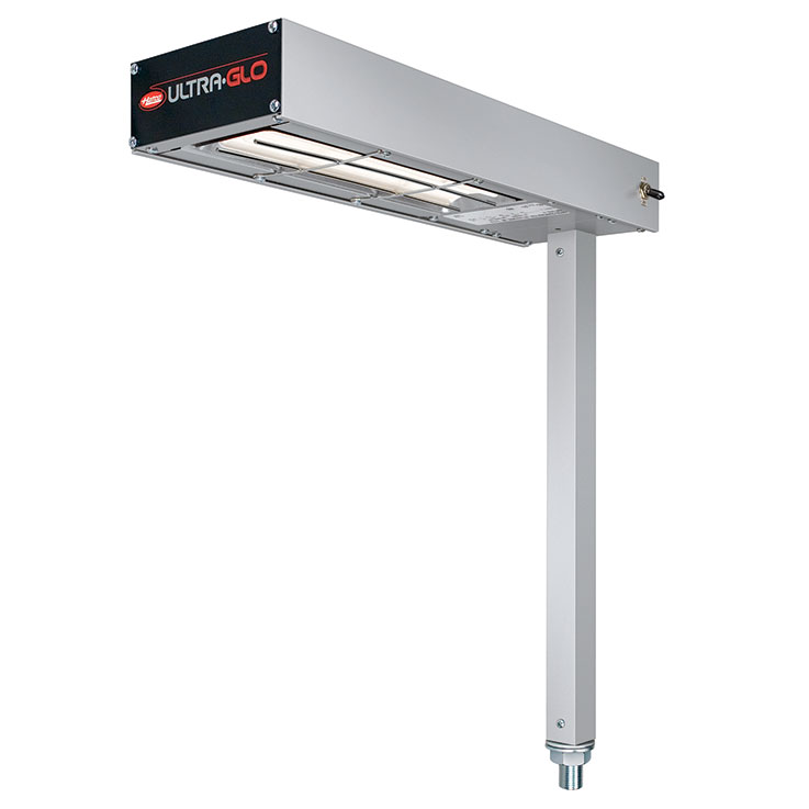 Hatco GRFSC Glo-Ray Built-In Fry Station