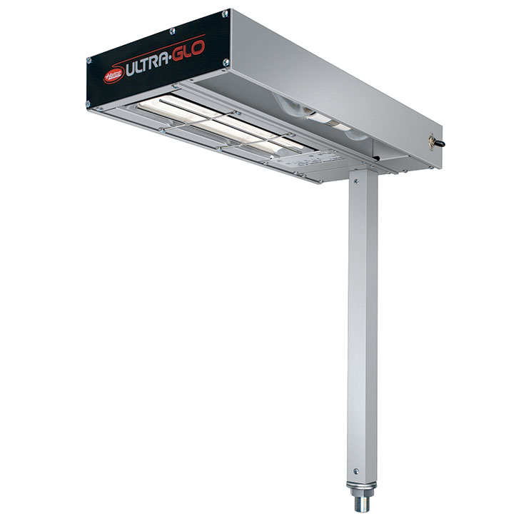 Hatco GRFSCL Glo-Ray Built-In Fry Station