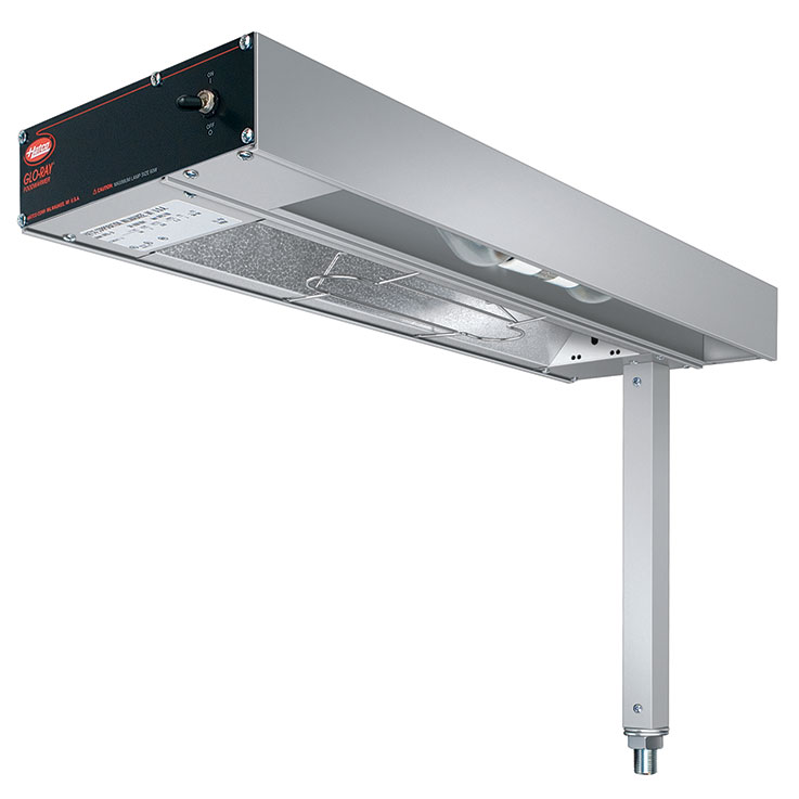 Hatco GRFSL Glo-Ray Built-In Fry Station
