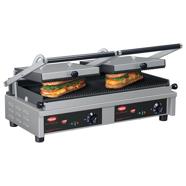 Countertop Stove With Grill : Commercial Countertop Grills Light Cooking Grills