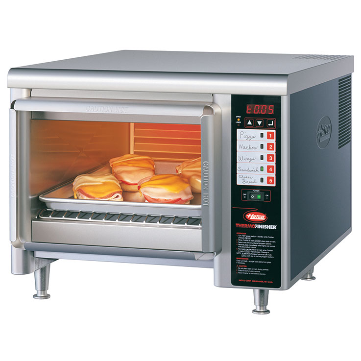 Hatco Thermo-Finisher | High Efficiency Food Finisher