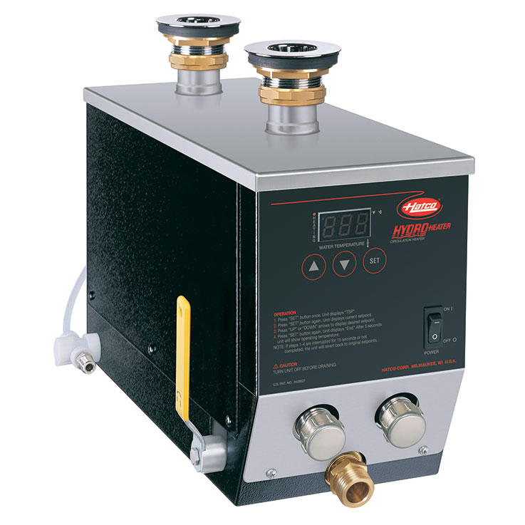 sink heater | 3cs2 hydro-heater sanitizing sink heater