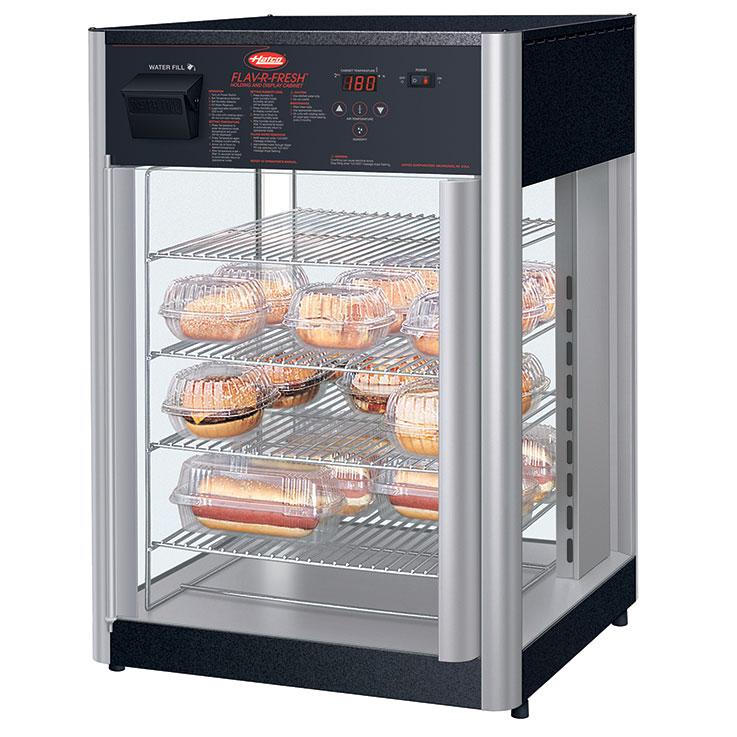 Hatco FDWD Flav-R-Fresh Humidified Impulse Display Cabinet