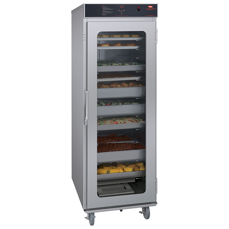 Hatco FSHC-17W Flav-R-Savor Tall Humidified Holding Cabinet on