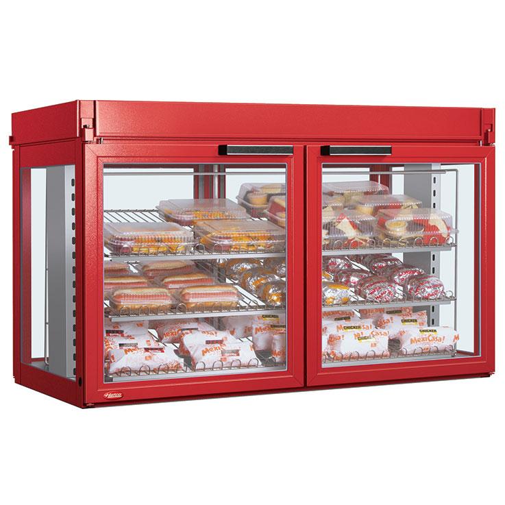 Hatco LFST Flav-R-Savor Non-Humidified Display Cabinet