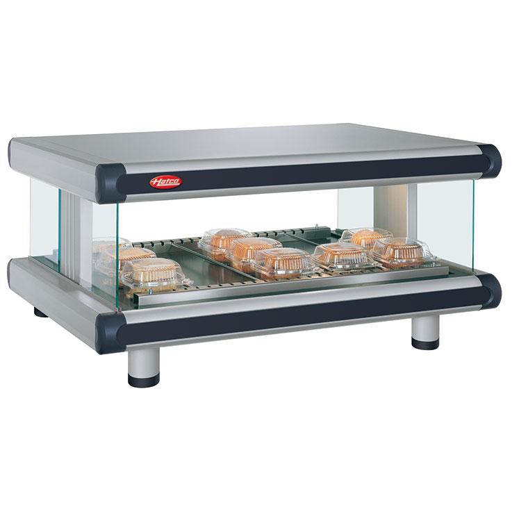 GR2SDH Glo-Ray Designer Merchandising Single Shelf Warmer
